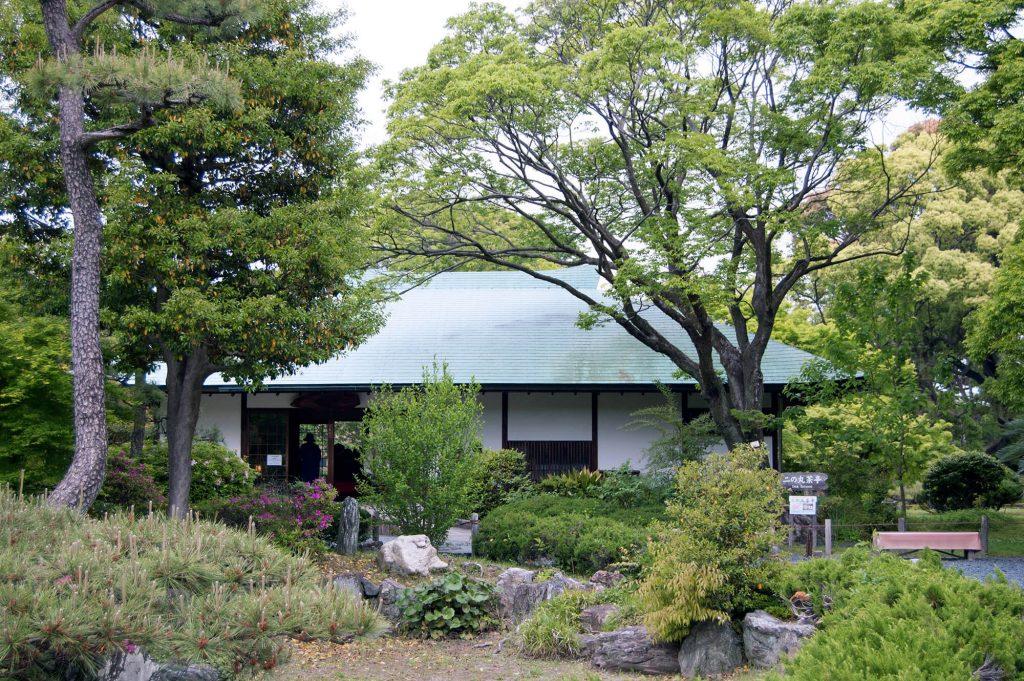 Nagoya Castle Ninomaru Garden