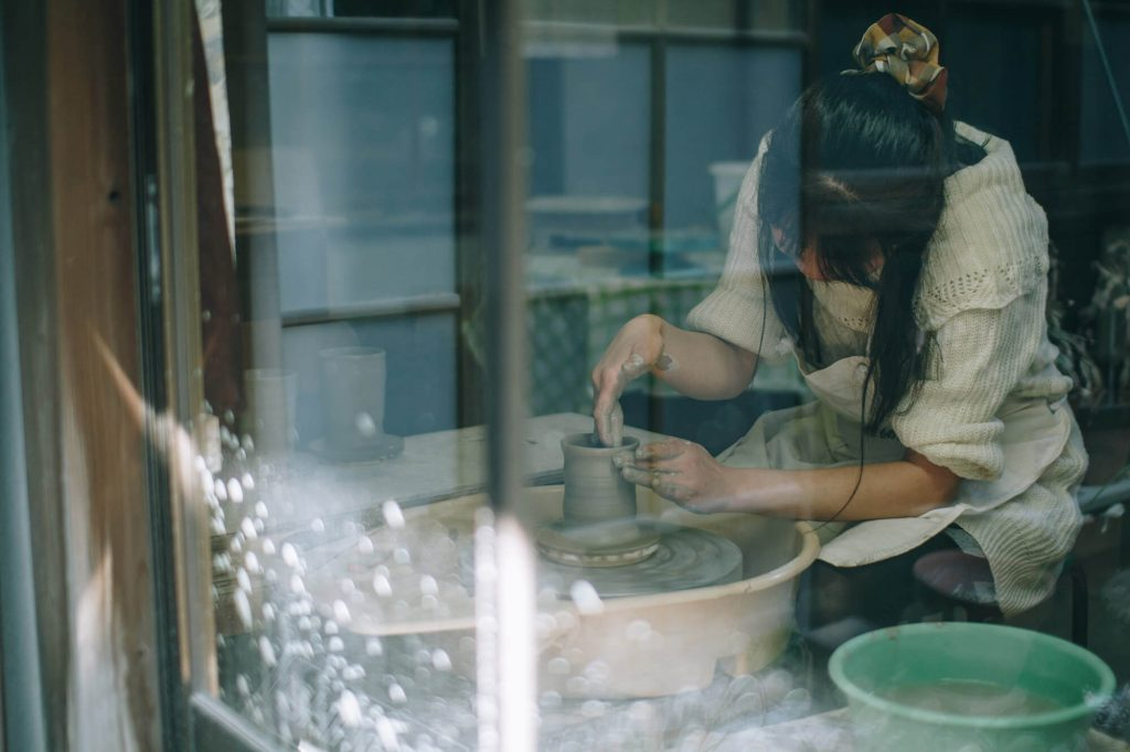 Tokoname pottery classes