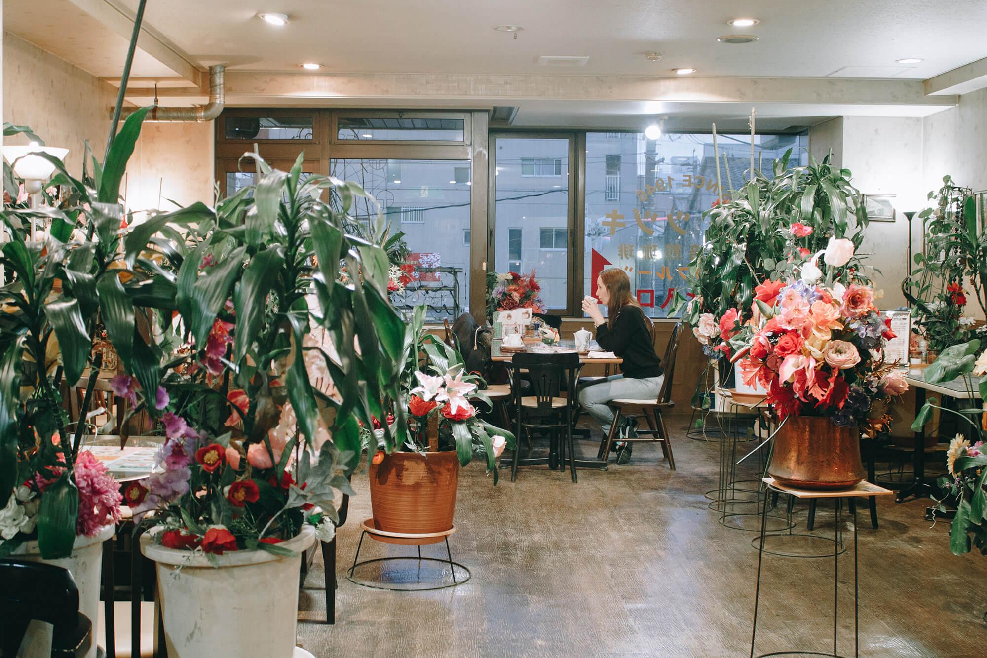 Cafe Tsuzuki