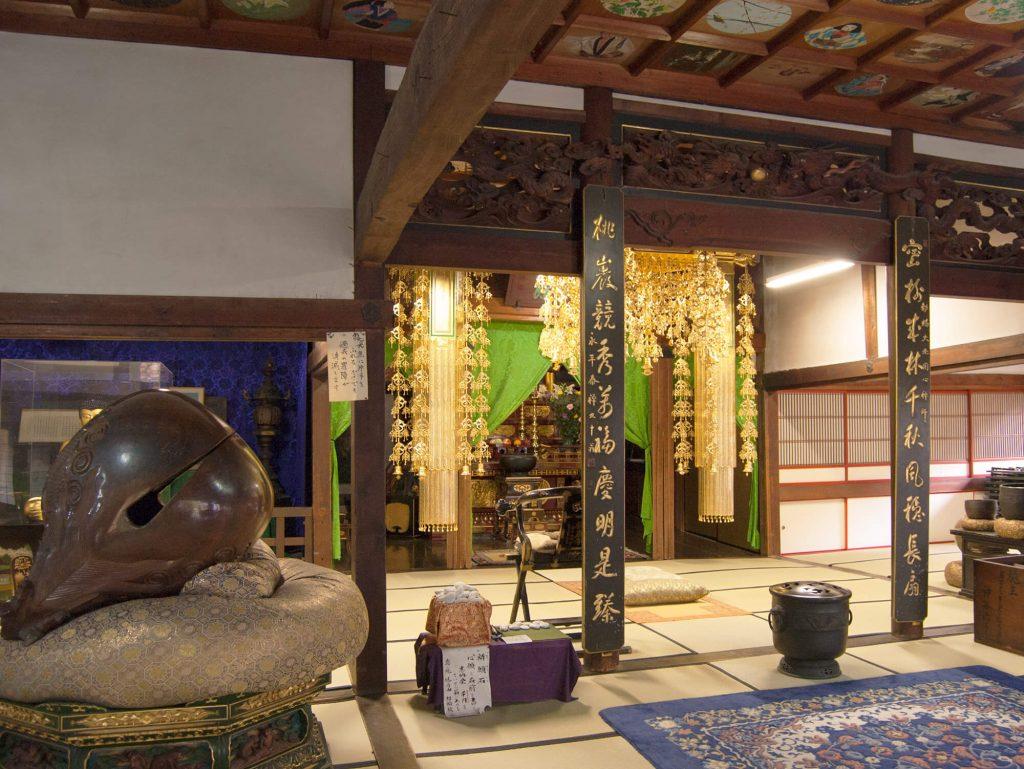 Toganji Temple Main Hall