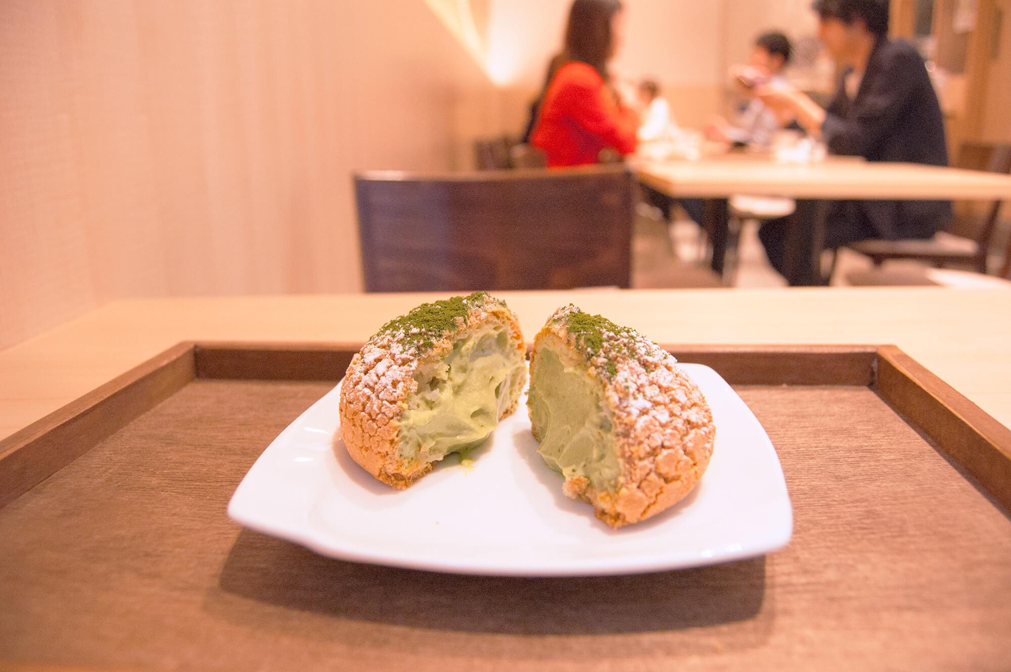 Saijoen Matcha Cafe