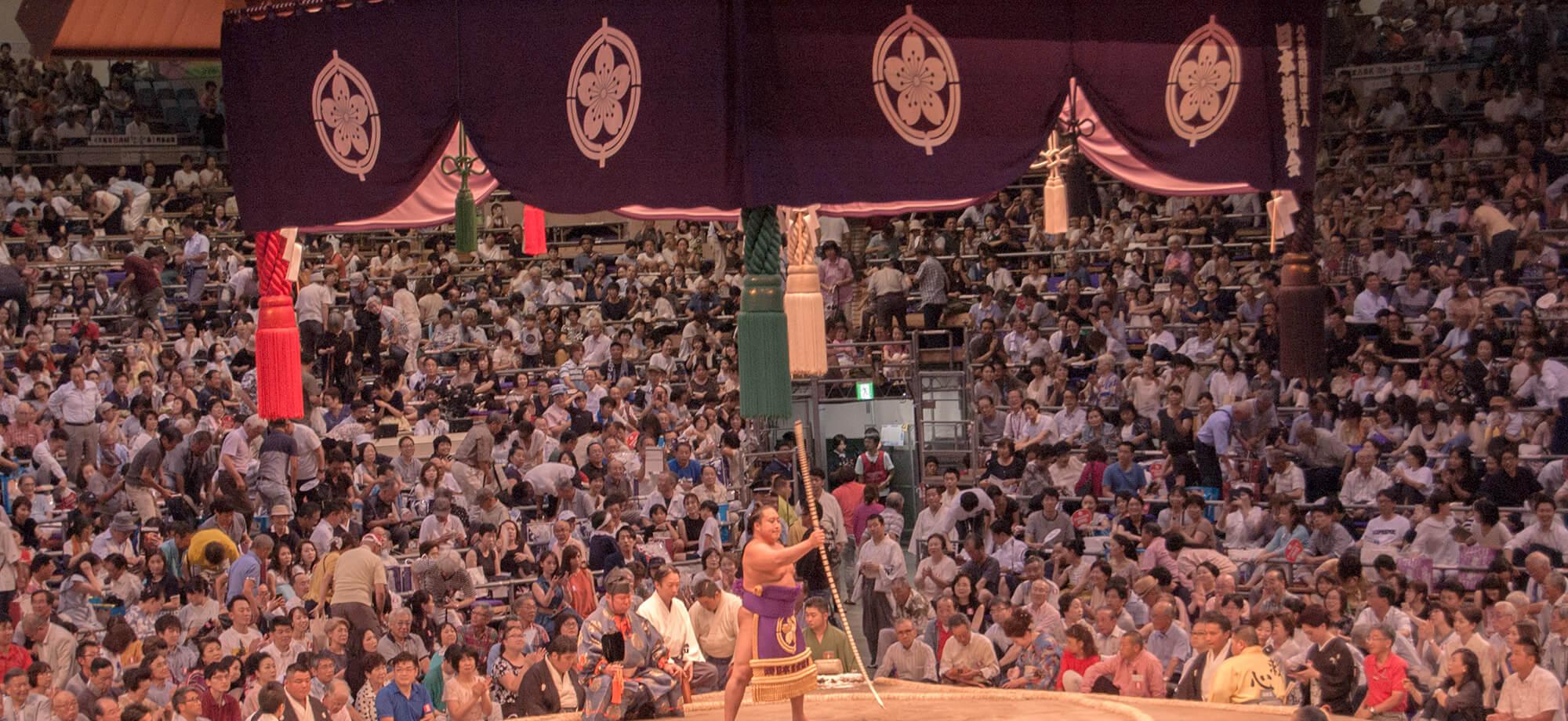 Sumo Nagoya Basho