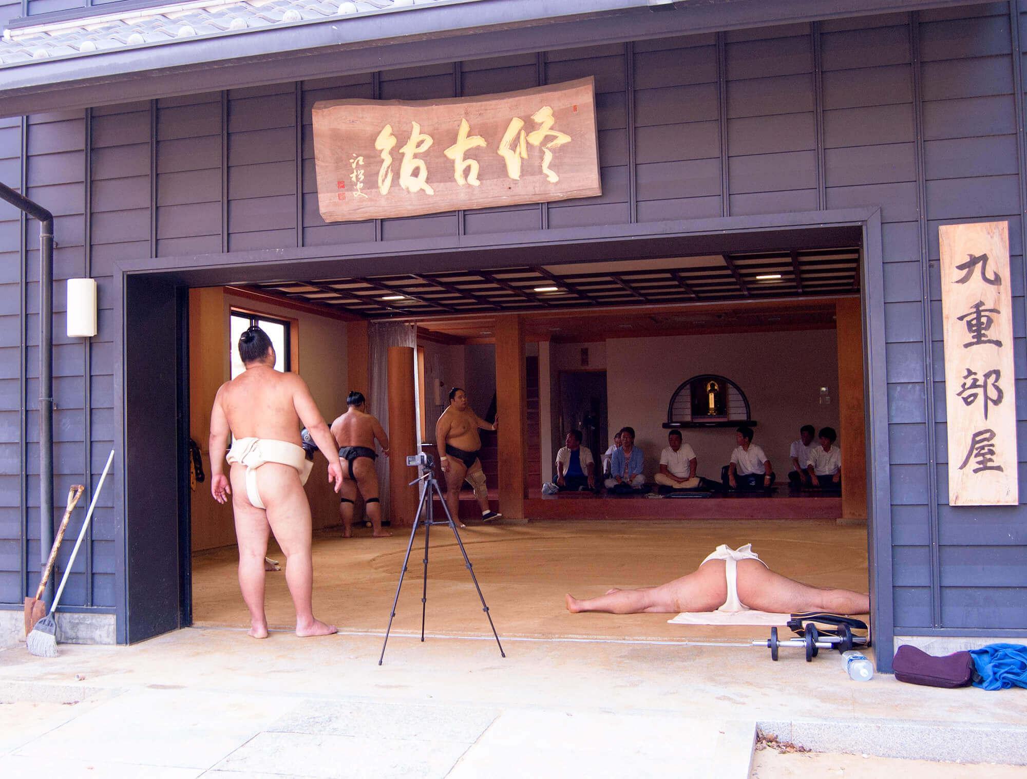 Kokonoe Beya Nagoya