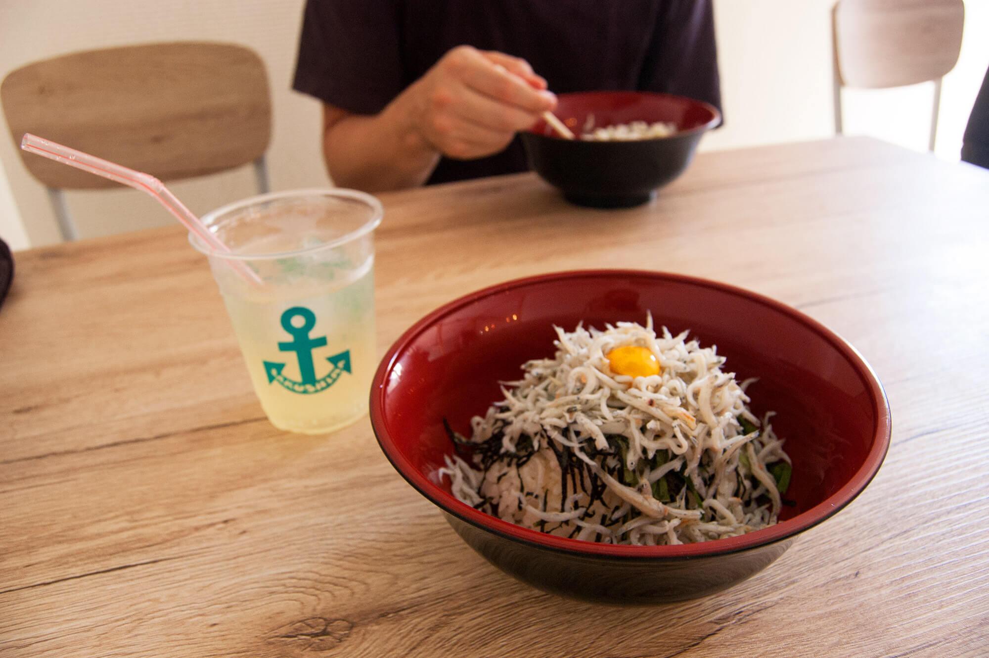 Sakushima food
