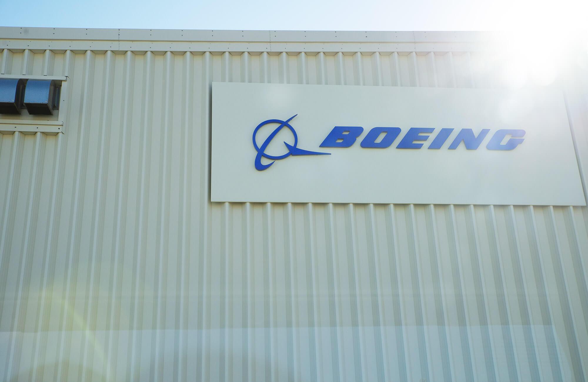 Boeing in Centrair