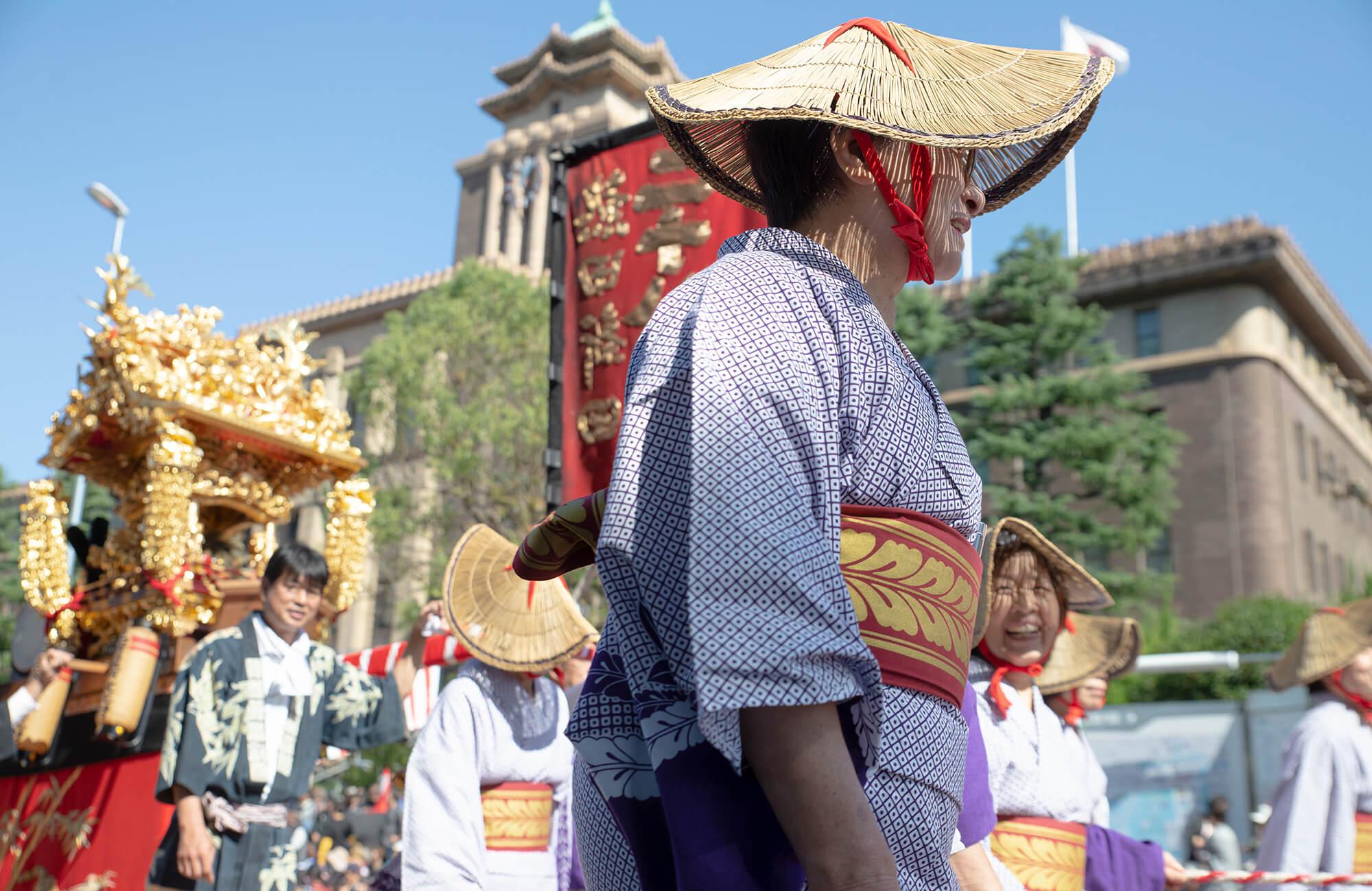 Nagoya Festival - Kagura Zoroe