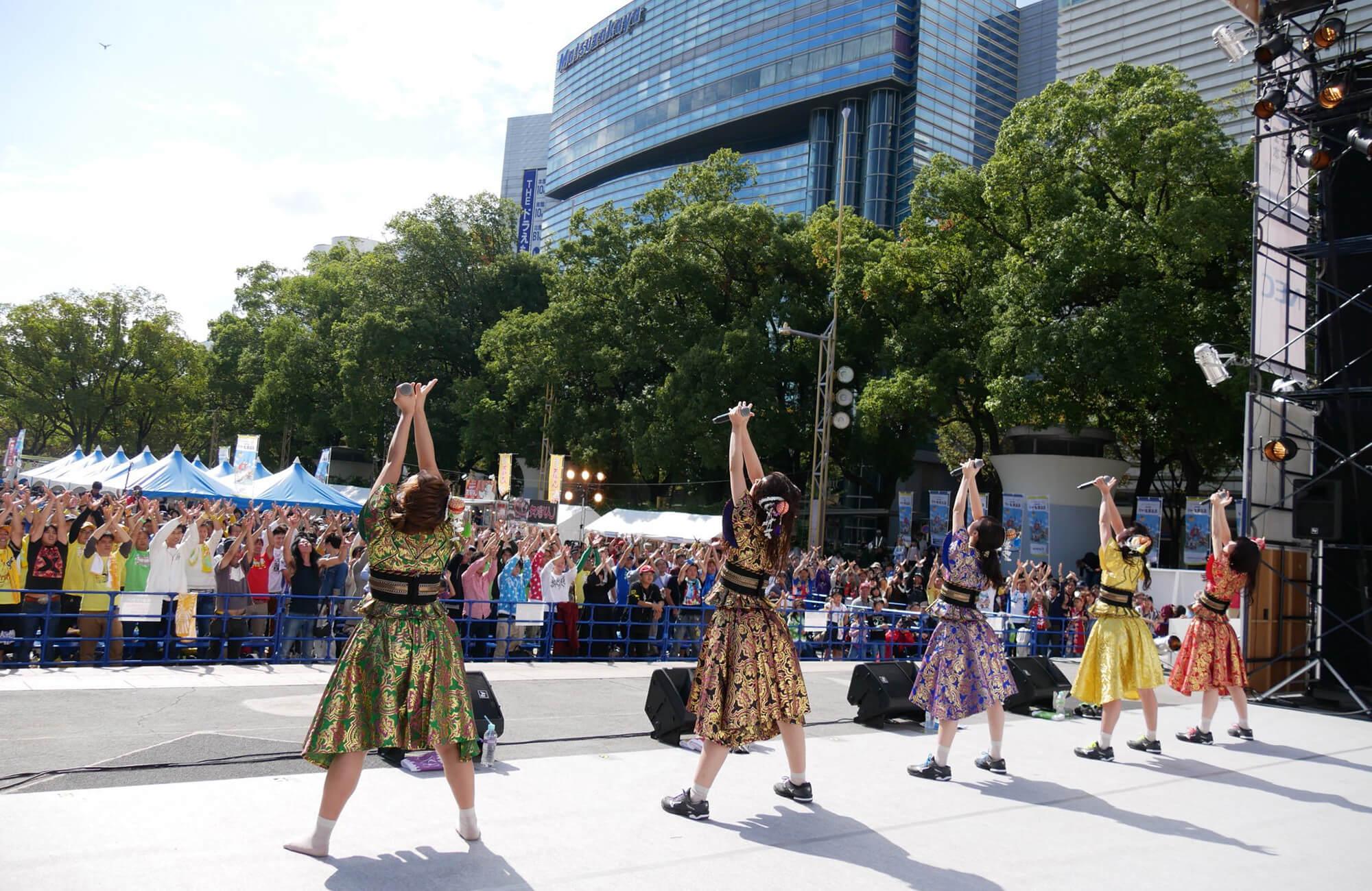 Nagoya Festival - Team Shachihoko