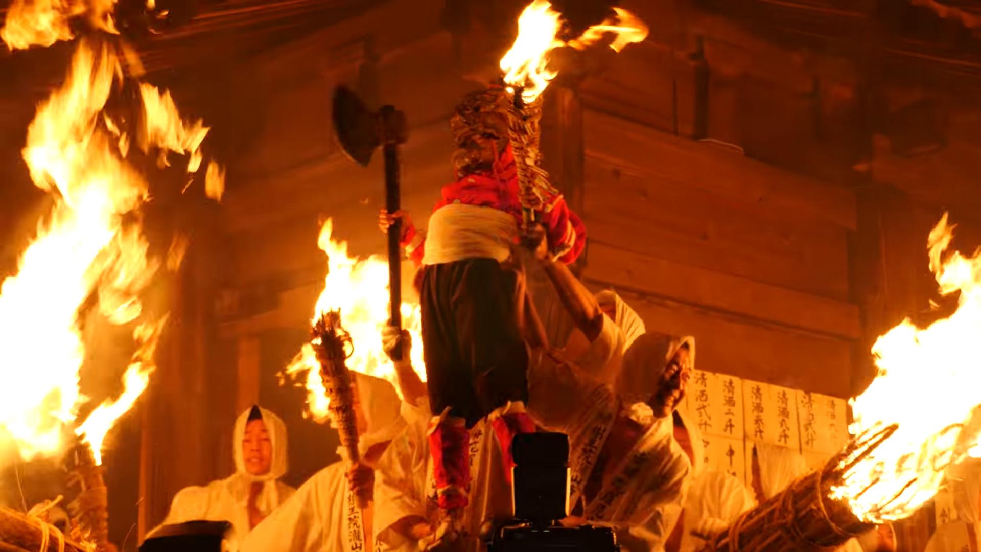 Takisanji Oni Matsuri