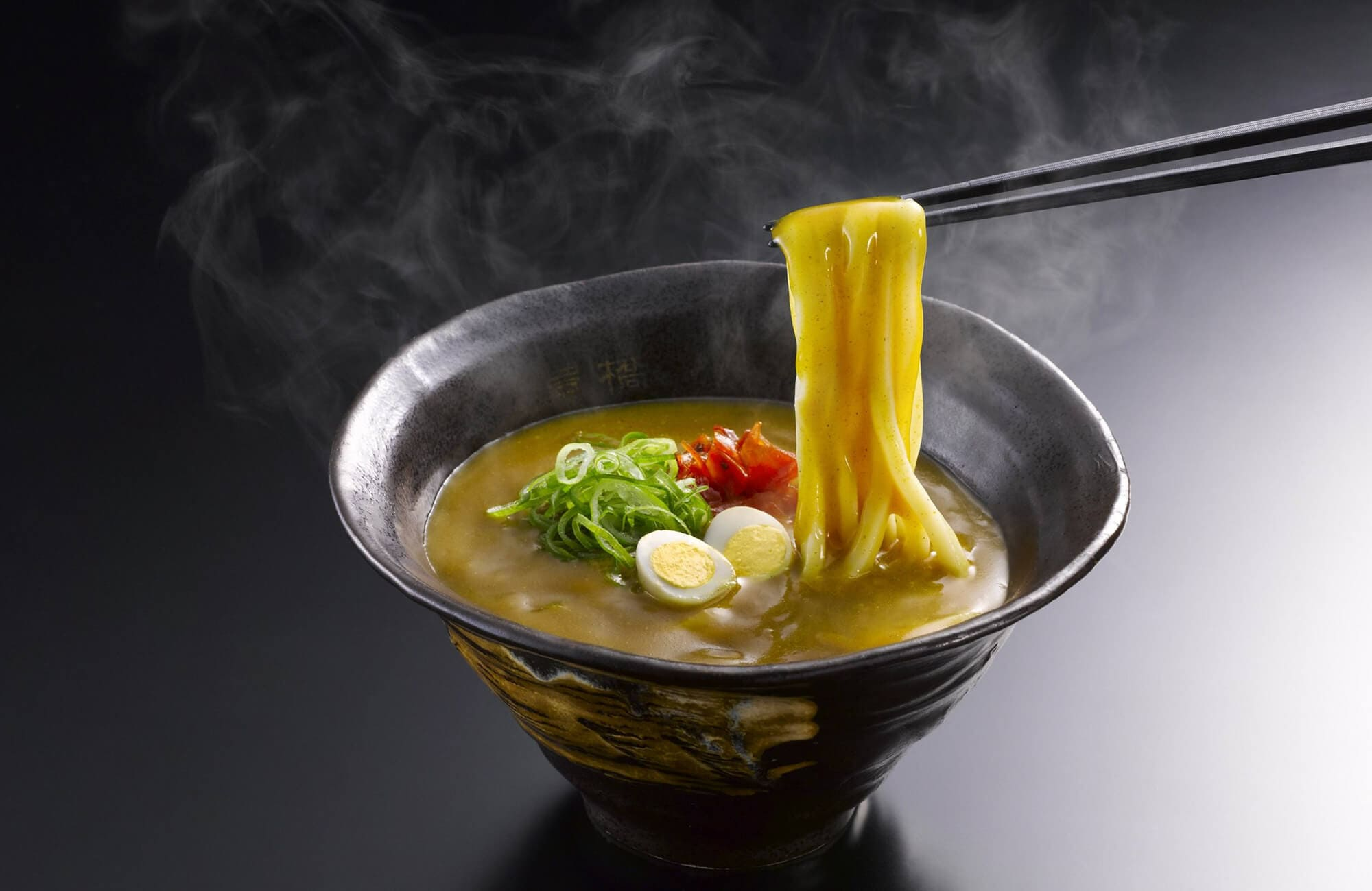 Toyohashi Curry Noodles Rice Soup